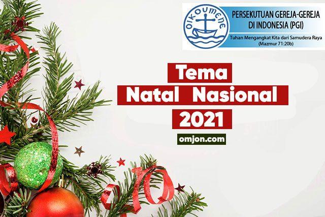 tema sub tema natal nasional pgi kwi 2021