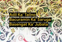 arti-makna-kata-Adil-Ka-Talino-Bacuramin-Ka-Saruga-Basengat-Ka-Jubata