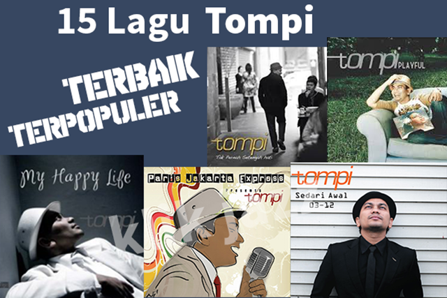 lagu jazz indonesia 15 lagu tompi terbaik terpopuler
