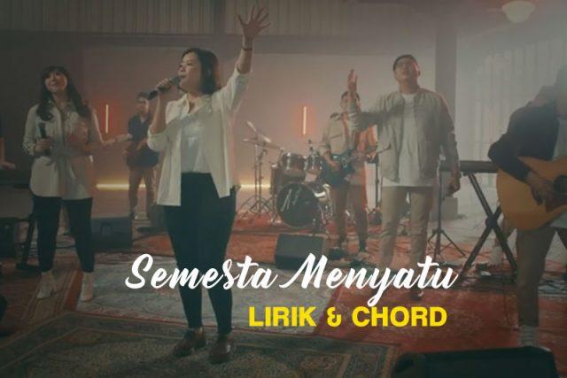 ndc-worship-semesta-menyatu-lirik-chord-kunci-lagu